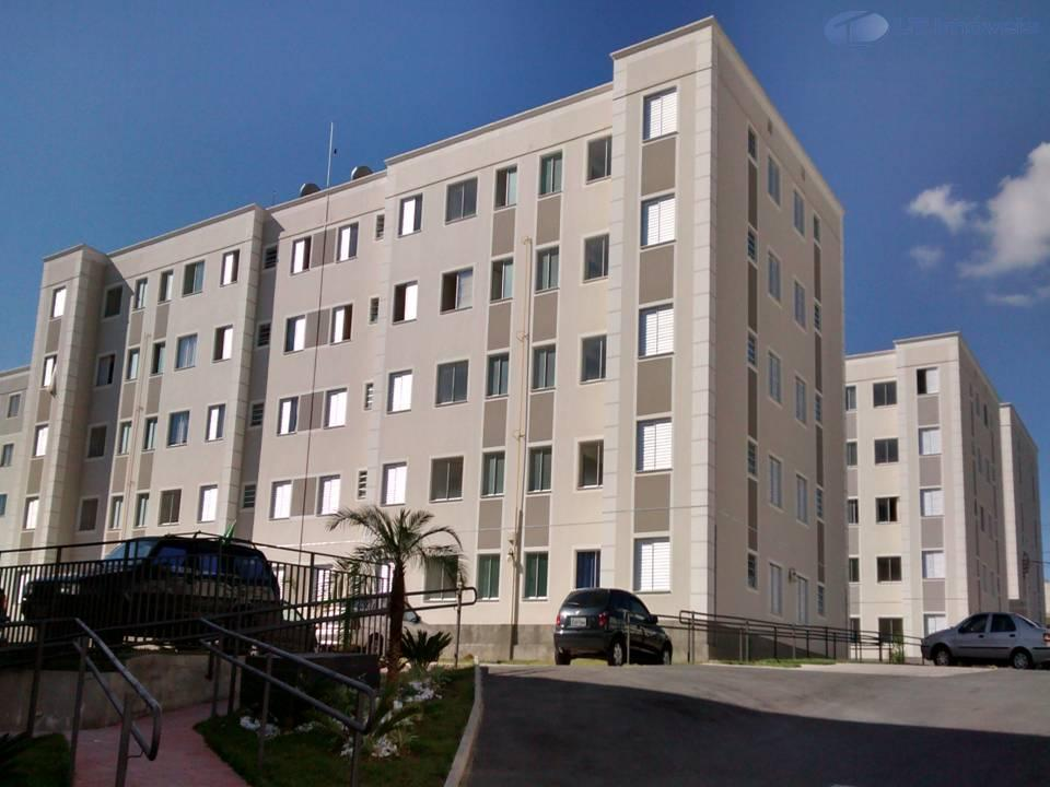 Apartamento residencial à venda, Villa Branca, Jacareí - AP0067.