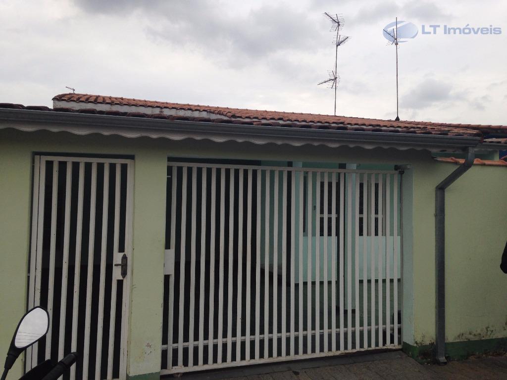 Casa residencial para locação, Jardim Santa Maria, Jacareí - CA0252.