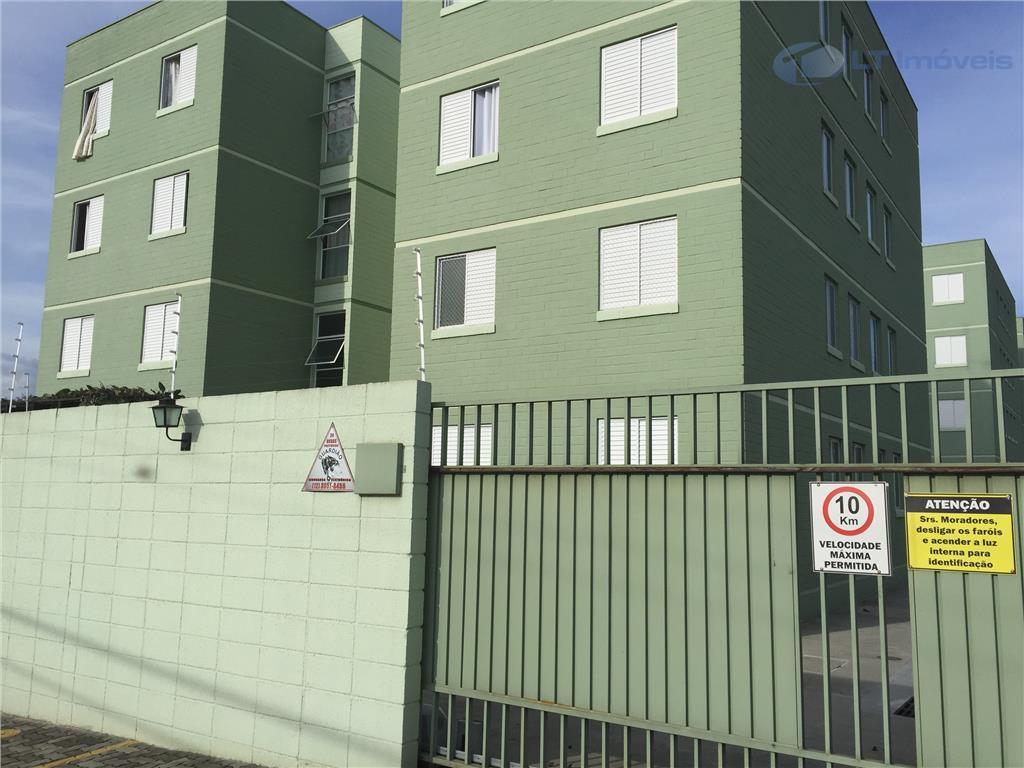 Apartamento residencial para locação, São João, Jacareí.
