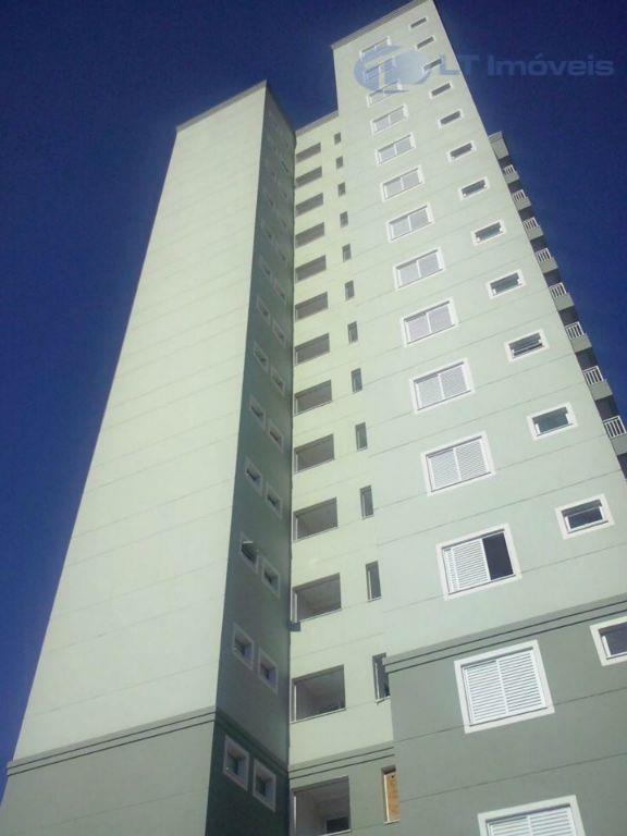 Apartamento residencial para locação, Jardim Uirá, São José dos Campos.