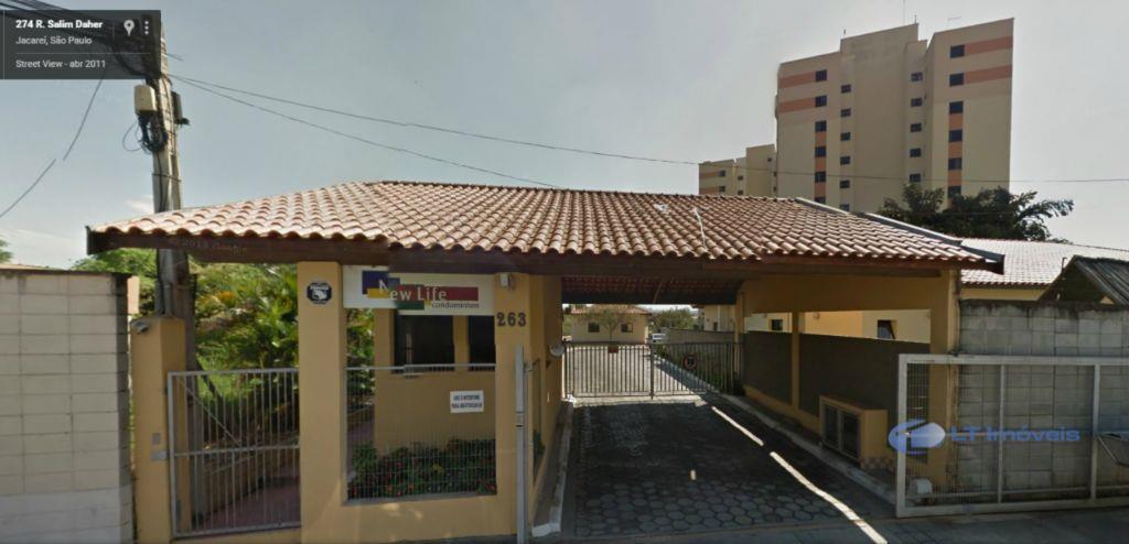 Apartamento residencial à venda, Vila Machado, Jacareí - AP0137.