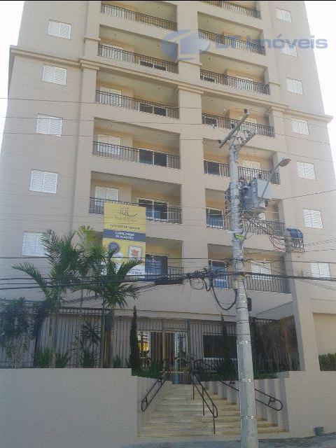 Apartamento  residencial para locação, Parque Santo Antônio, Jacareí.