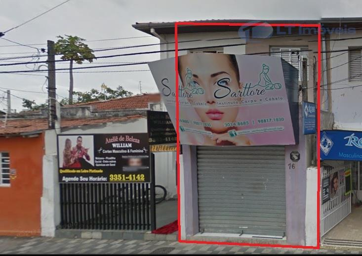 Ponto  comercial para locação, Centro, Jacareí.
