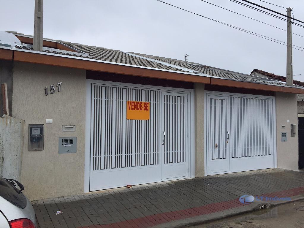 Casa  residencial à venda, Vila Pinheiro, Jacareí.
