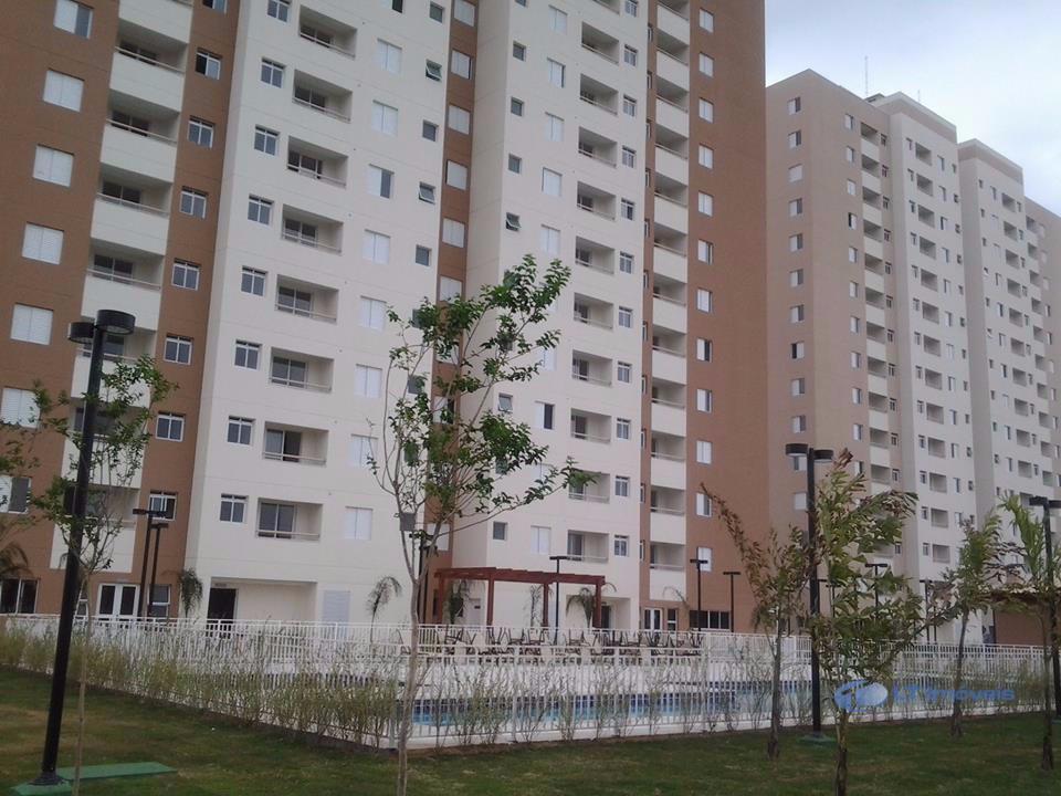 Apartamento residencial à venda, Villa Branca, Jacareí - AP0201.