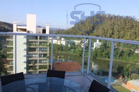 Apartamento (Cobertura)  residencial à venda, Ponta Aguda, Blumenau.