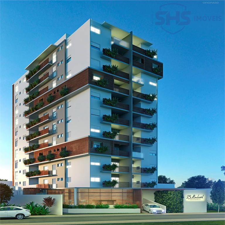 Apartamento  residencial à venda, Itoupava Norte, Blumenau.
