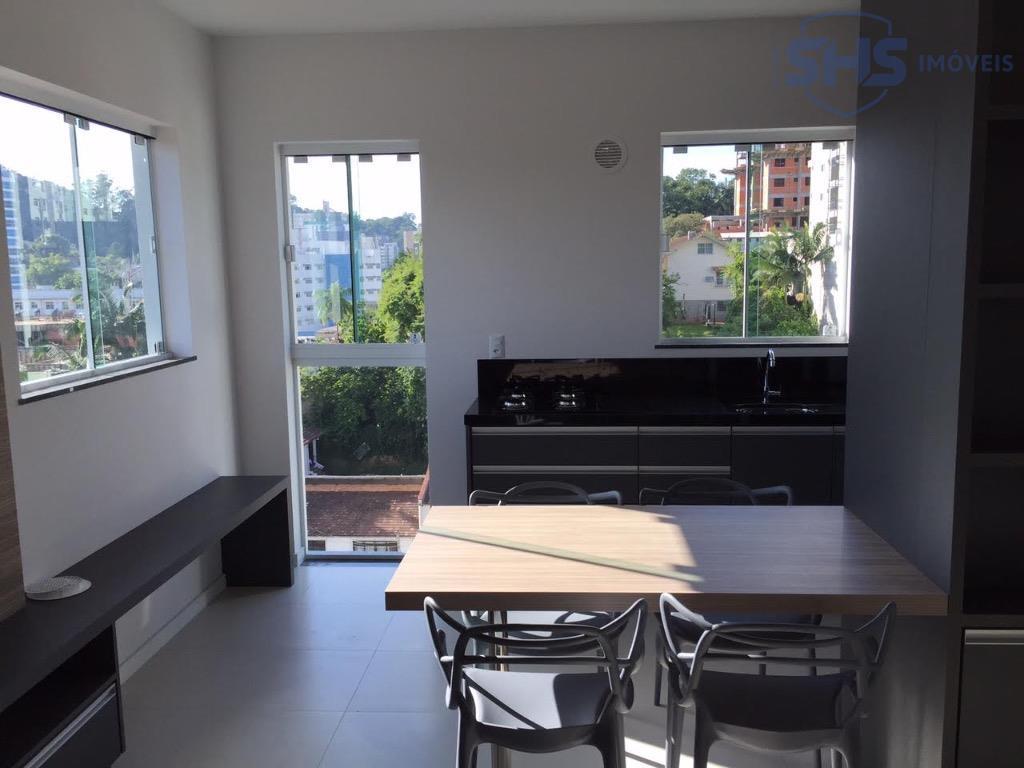 Apartamento  residencial para venda e locação, Itoupava Seca, Blumenau.