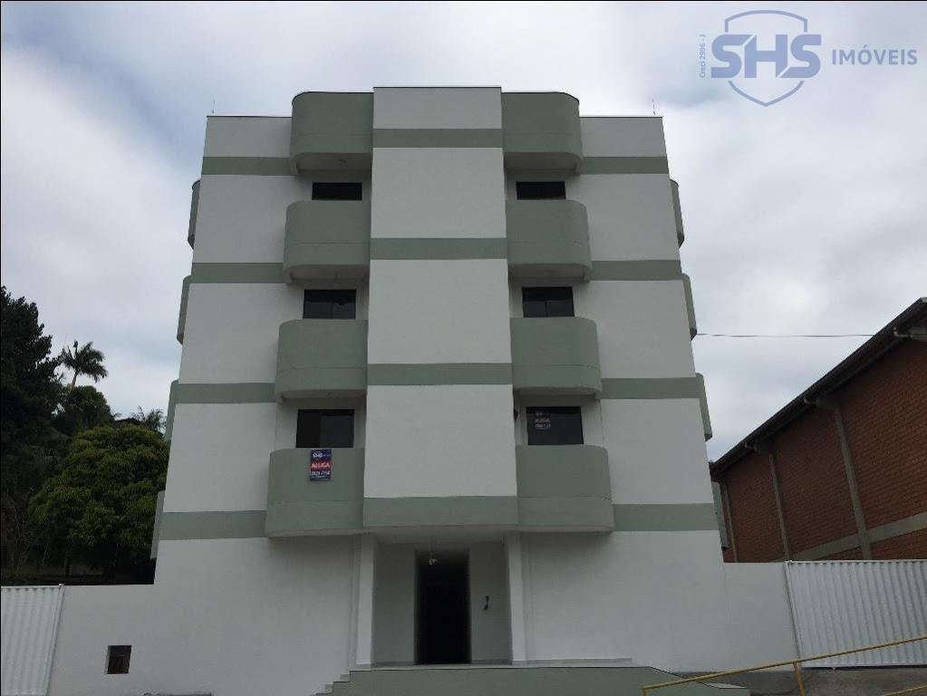 Apartamento  residencial para locação, Salto Norte, Blumenau.