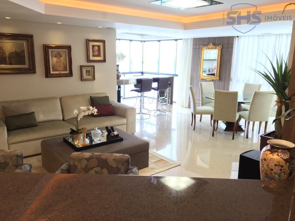 Apartamento residencial à venda, Barra Sul, Balneário Camboriú.