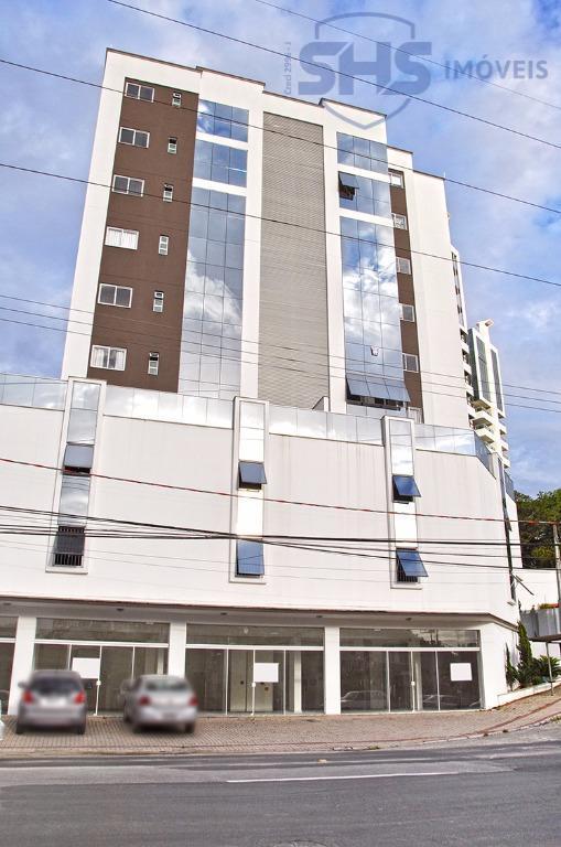 Apartamento residencial à venda,  3 dorm. Velha, Blumenau