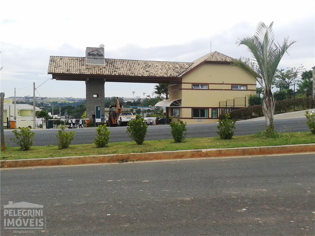 Terreno residencial à venda, Swiss Park, Campinas.