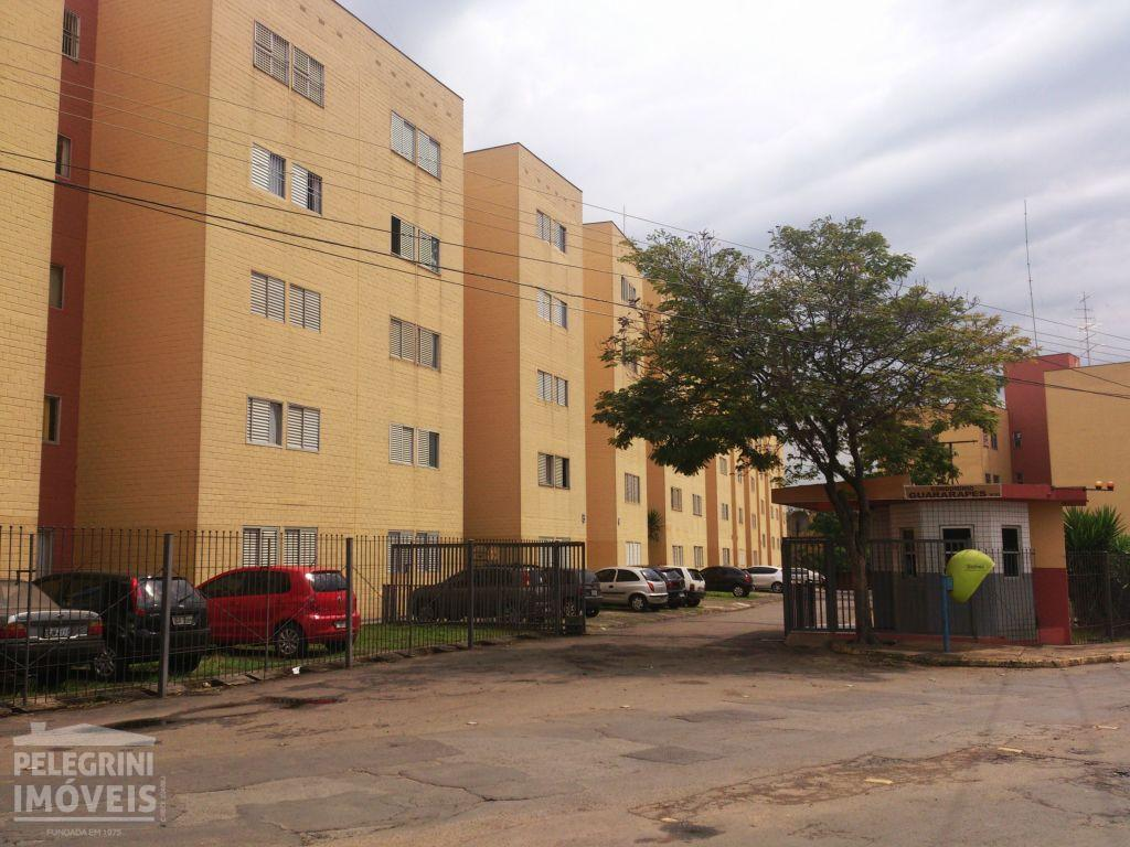 Apartamento residencial para locação, Jardim Bela Vista, Campinas.