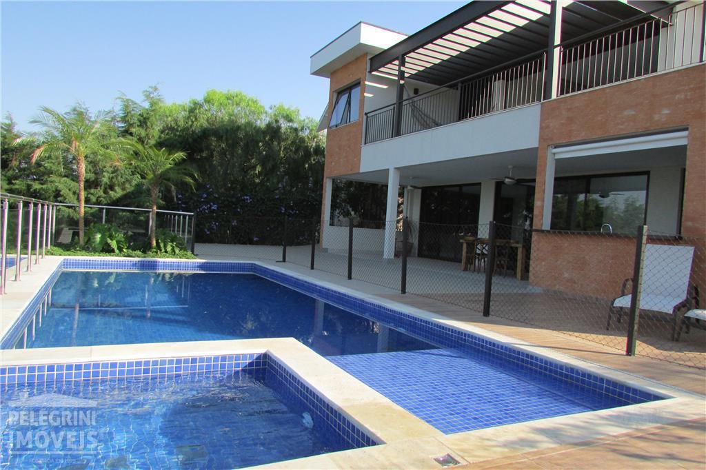 Casa residencial à venda, Jardim Botânico (Sousas), Campinas - CA1168.