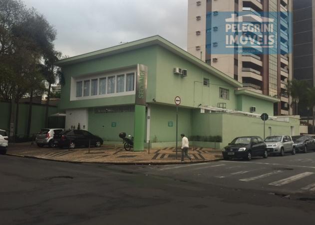 Casa comercial para locação, Cambuí, Campinas - CA1292.