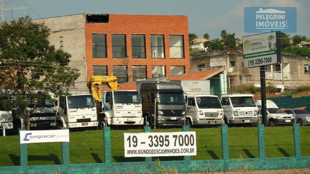 Barracão comercial à venda, Jardim Myrian Moreira da Costa, Campinas.