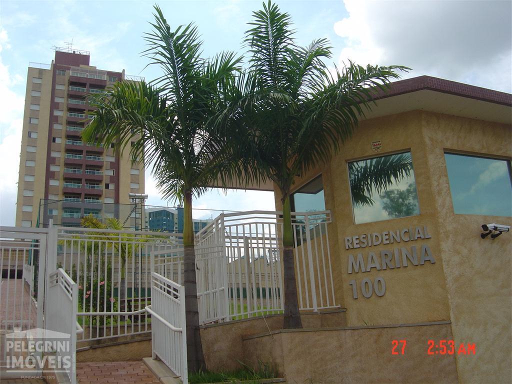 Apartamento residencial para locação, Mansões Santo Antônio, Campinas - AP0226.
