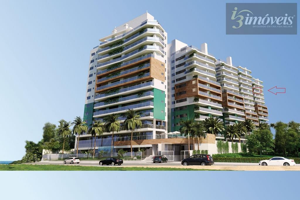 Apartamento praia brava itajaí SC com vista para o mar