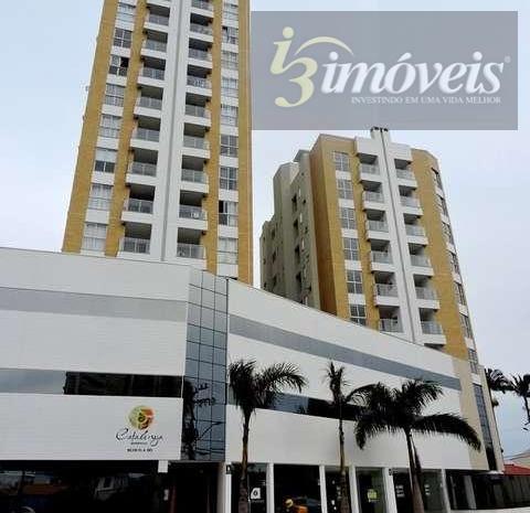 Lindo apartamento PRONTO PARA MORAR, a 3 minutos do centro de Itajaí.