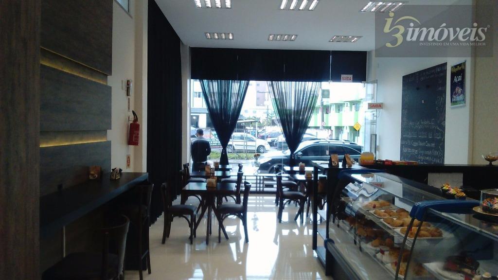 ponto comercial cafeteria com tudo incluso