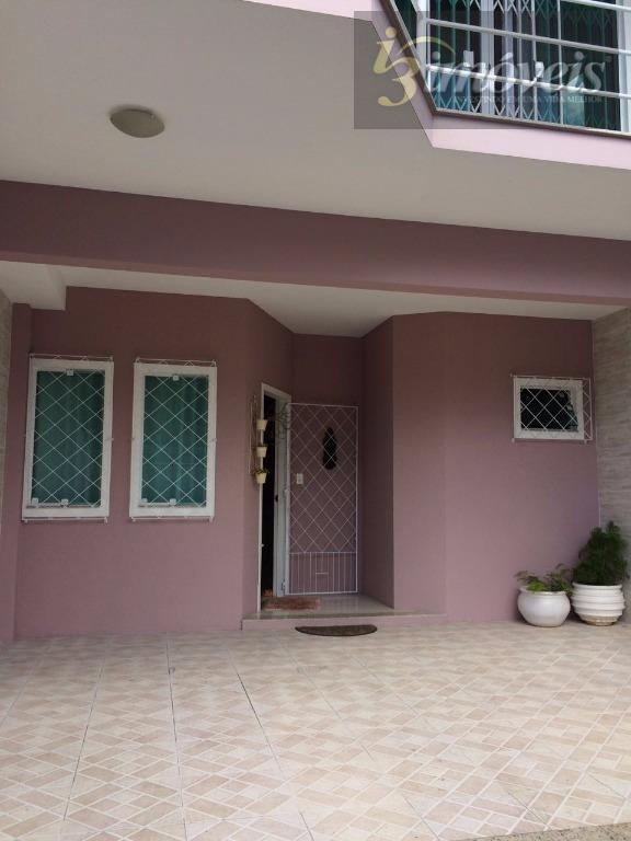 Sobrado  residencial à venda, Fazenda, Itajaí.