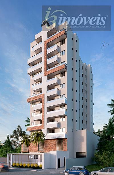 Apartamento a venda em Itajaí com 1 suíte e 1 quarto e vaga privativa