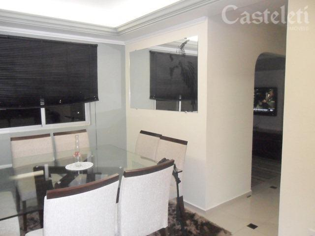 Apartamento de 3 dormitórios em Conjunto Residencial Souza Queiroz, Campinas - SP