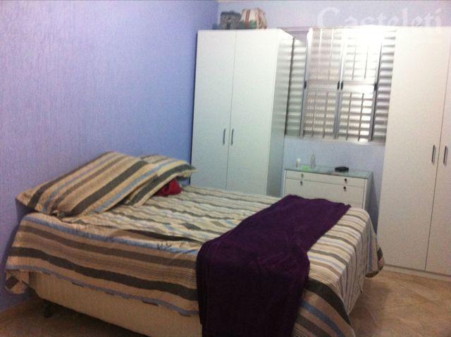 Casa de 3 dormitórios em Parque Residencial Carvalho De Moura, Campinas - SP
