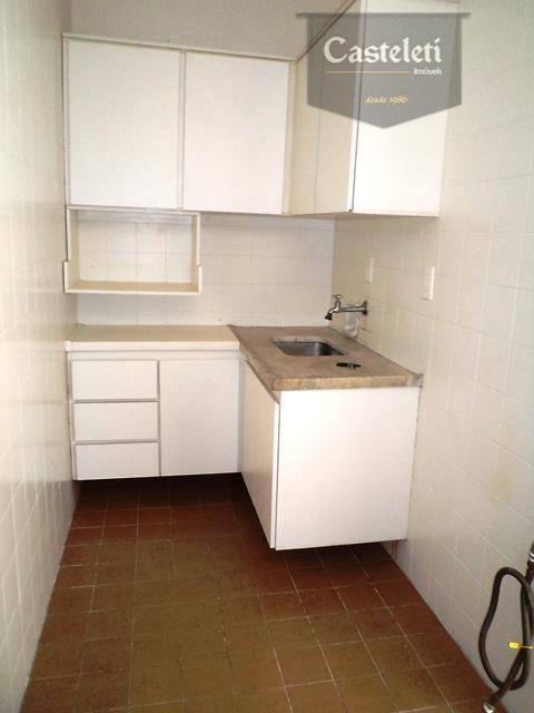 Apartamento de 2 dormitórios em Vila Lemos, Campinas - SP