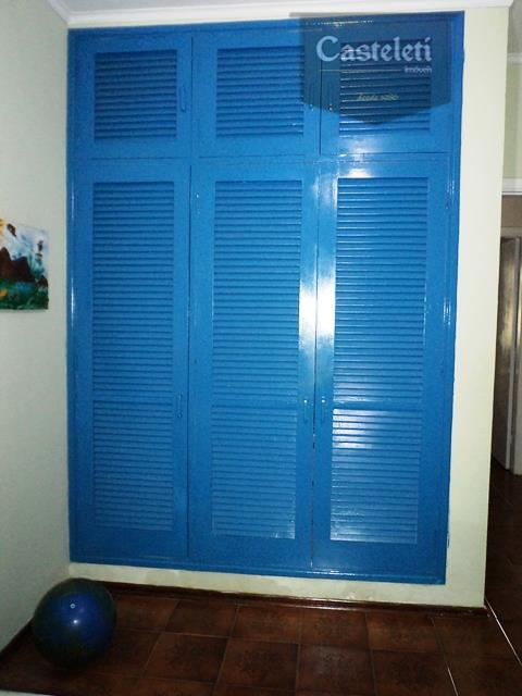 Casa de 3 dormitórios em Vila Joaquim Inácio, Campinas - SP