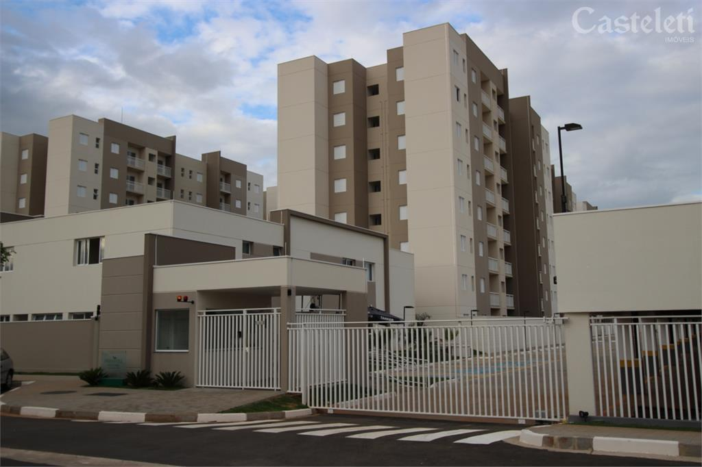Apartamento de 3 dormitórios em Morumbi, Paulínia - SP