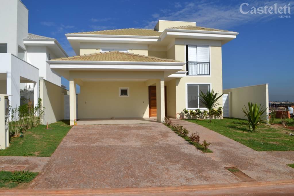 Casa de 3 dormitórios em Parque Brasil 500, Paulínia - SP