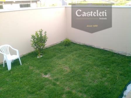 Casa de 3 dormitórios à venda em Residencial Cittá Di Firenze, Campinas - SP