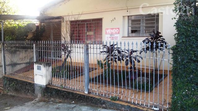 Terreno em Vila Joaquim Inácio, Campinas - SP
