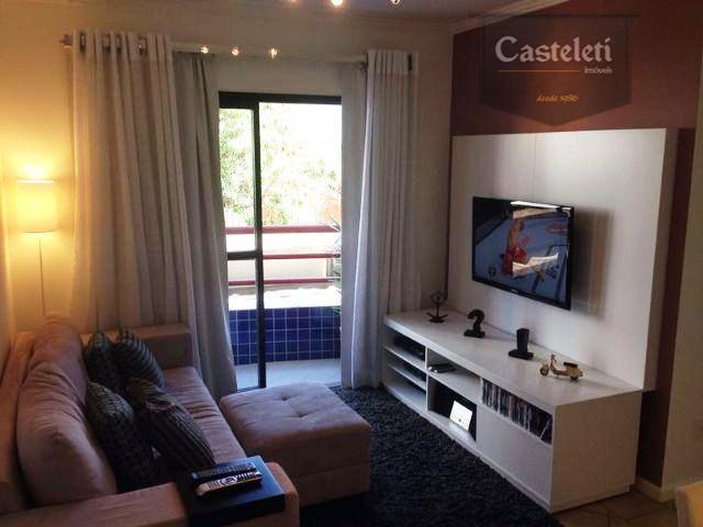 Apartamento de 1 dormitório em Bosque, Campinas - SP