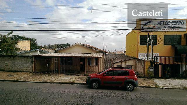 Casa de 2 dormitórios em Vila Georgina, Campinas - SP