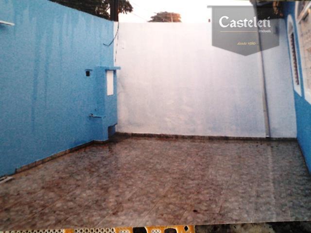 Casa de 2 dormitórios em Vila Orozimbo Maia, Campinas - SP