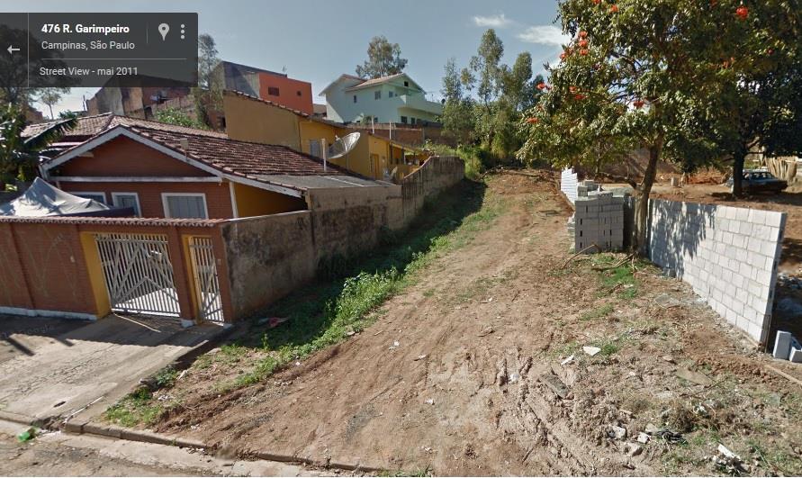 Terreno em Jardim Itatiaia, Campinas - SP
