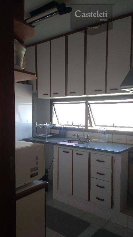 Apartamento de 2 dormitórios em Jardim Carlos Lourenço, Campinas - SP