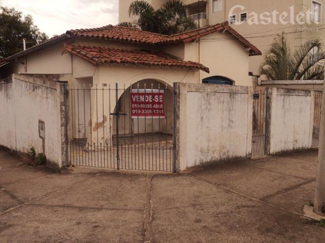 Casa de 3 dormitórios em Bonfim, Campinas - SP