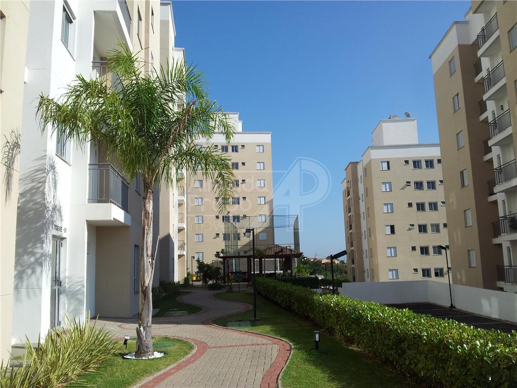 Apartamento residencial para locação, Jardim Myrian Moreira da Costa, Campinas.