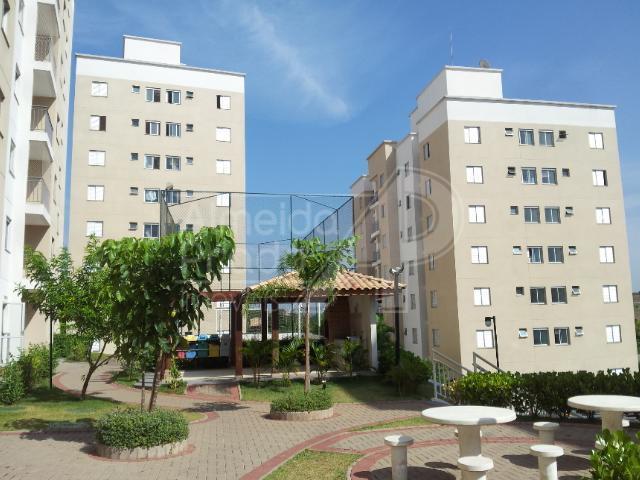 Apartamento com 2 dormitórios, 47 m² - venda por R$ 250.000,00 ou aluguel por R$ 1.200,00/mês - Jardim Myrian Moreira da Costa - Campinas/SP