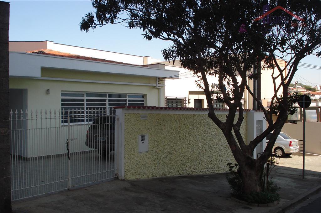 Casa residencial à venda, Jardim Dom Vieira, Campinas.