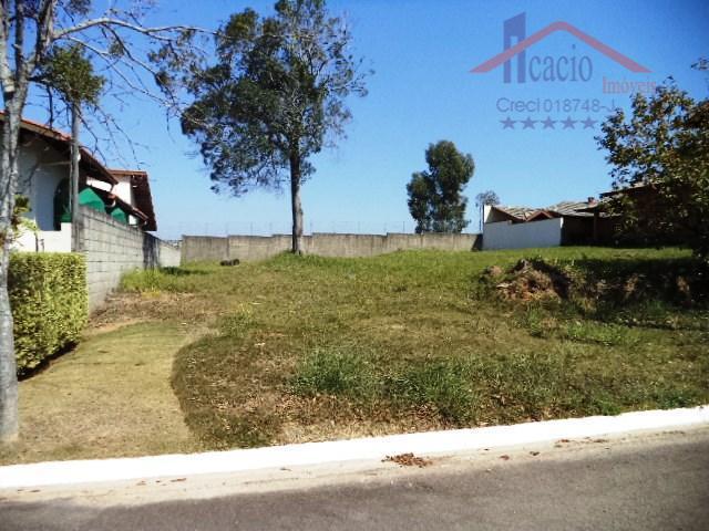 Terreno residencial à venda, Condomínio Villagio Capriccio, Louveira.