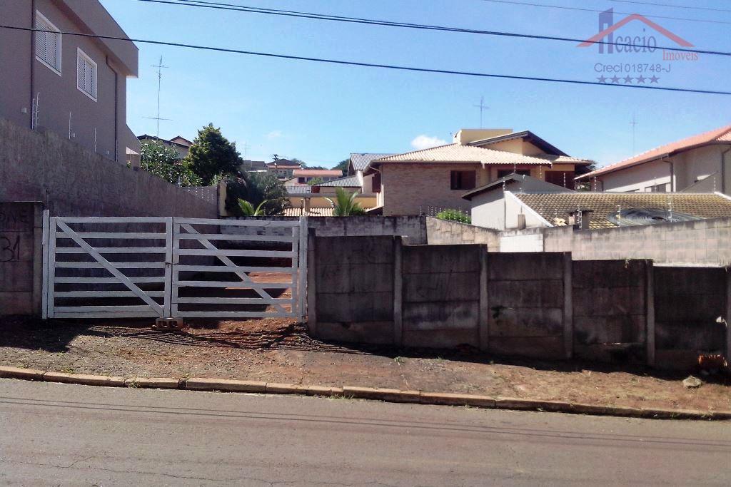 Terreno residencial à venda, Parque das Universidades, Campinas.