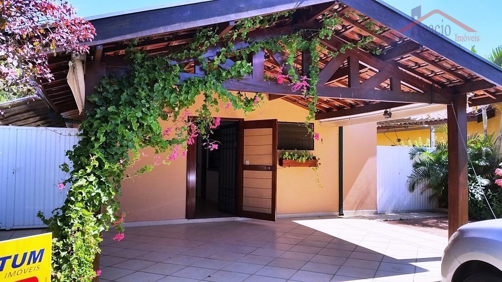 Casa residencial à venda, Fazenda São Quirino, Campinas.