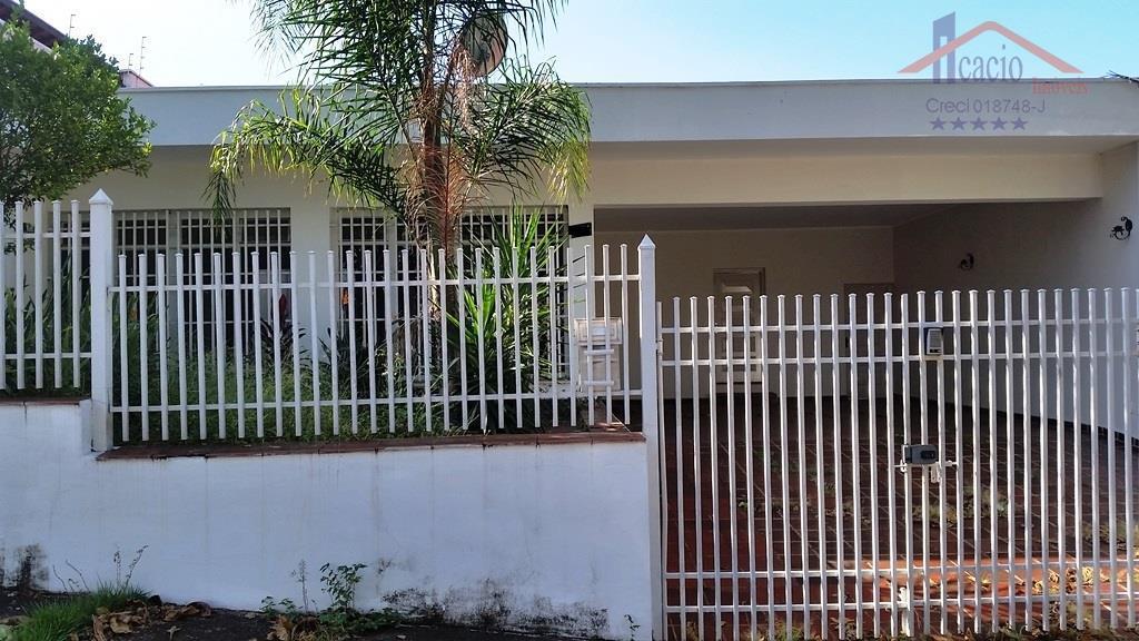 Casa comercial para venda e locação, Parque Taquaral, Campinas.