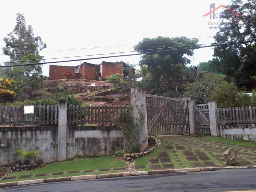 Terreno residencial à venda, Colinas do Ermitage (Sousas), Campinas.