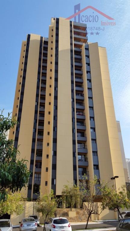 Apartamento residencial para locação, Mansões Santo Antônio, Campinas.