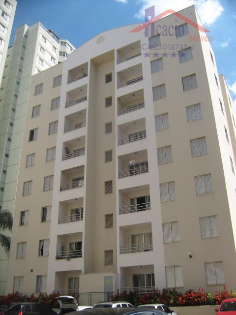 Apartamento residencial para locação, Chácara Primavera, Campinas.